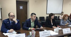 Центр общественного контроля в сфере ЖКХ провел первое выездное заседание в «ЭнергосбыТ Плюс»