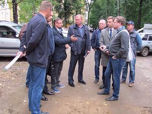«Кировская теплоснабжающая компания» и общественники оценили уровень готовности города к зиме